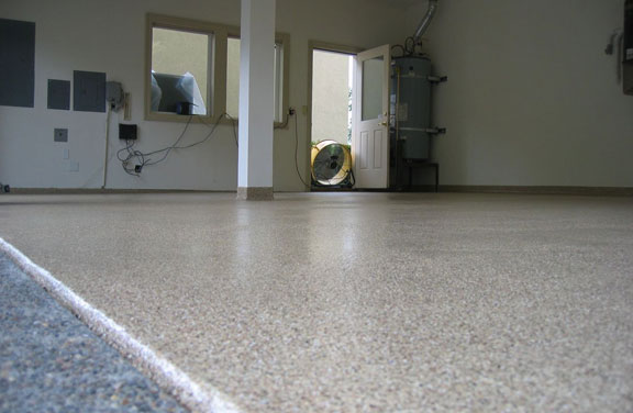 garage floor epoxy Tallahassee